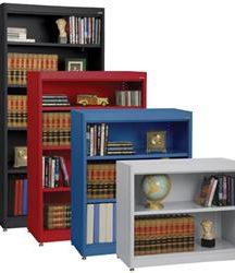 Librerías Móviles Sandusky Lee® Square Edge